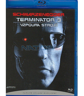 Terminátor 3: Vzpoura strojů  (Terminator 3: Rise of the Machines) Blu-Ray