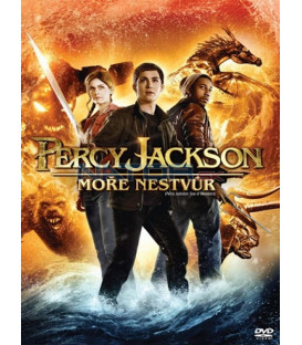 PERCY JACKSON 2: Moře nestvůr (Percy Jackson: Sea of Monsters) DVD
