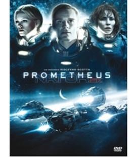 Prometheus (Prometheus) DVD