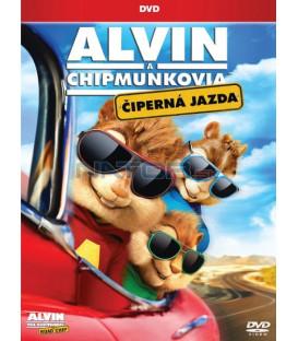 Alvin a Chipmunkové: Čiperná jízda (Alvin and the Chipmunks: The Road Chip) DVD
