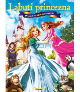 Labutí princezna 5: Příběh královské rodiny (The Swan Princess: A Royal Family Tale ) 2013 DVD