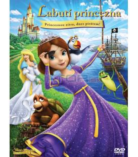 Labutí princezna: Princeznou zítra, dnes pirátem! DVD