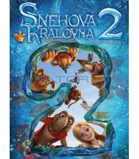 Snehová kráľovná 2 (Sněžnaja koroleva) DVD
