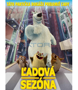 Ľadová sezóna (Norm of the North) DVD