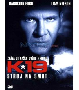 K*19: Stroj na smrt (K*19: The Widowmaker) DVD