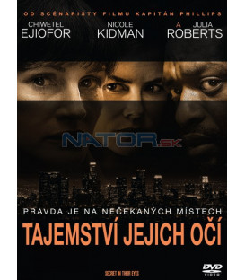 Tajemství jejich očí ( The Secret in Their Eyes) DVD