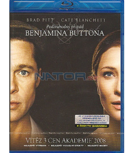 Podivuhodný případ Benjamina Buttona- Blu-ray (The Curious Case of Benjamin Button)