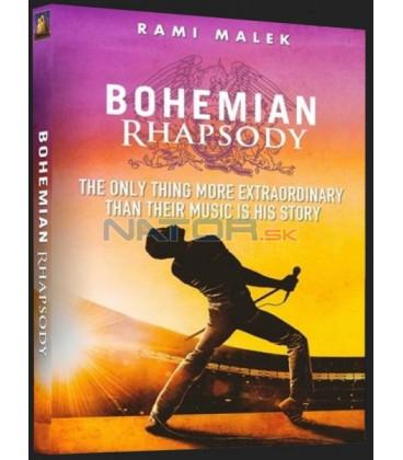 Bohemian Rhapsody 2018 Blu-ray Digibook