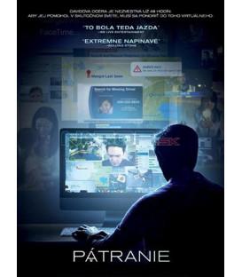 Pátranie 2018 (Searching) DVD