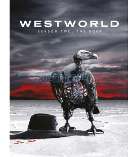 Westworld 2. série 3DVD (Westworld Season 2 3DVD)