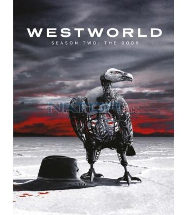 Westworld 2. série 3DVD (Westworld Season 2 3DVD)