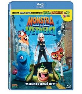Monstra vs. Vetřelci (Blu-ray) (Monsters vs. Aliens)