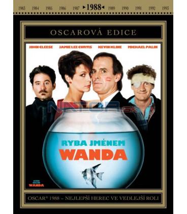 Ryba jménem Wanda (Fish Called Wanda) DVD Oscarová edice