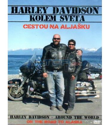 Harley Davidson kolem světa 4: Cestou na Aljašku DVD