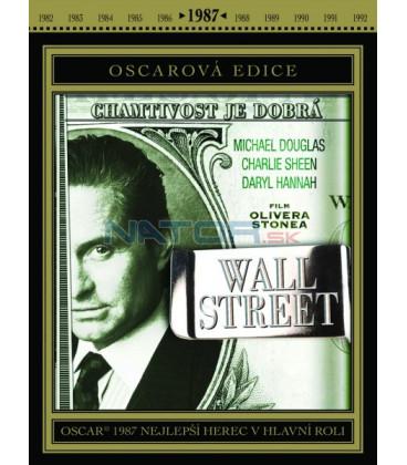 Wall Street DVD Oscarová edice