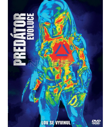 Predátor: Evoluce (The Predator) 2018 DVD