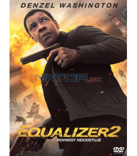 EQUALIZER 2 - 2018 (EQUALIZER 2) DVD