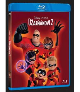 Rodinka Úžasných 2 / Úžasňákovi 2 - 2018 (Incredibles 2) Blu-ray