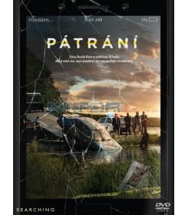 PÁTRÁNÍ 2018 (SEARCHING) DVD
