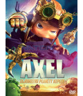Axel a tajomstvo planéty Kepler 2017 (Axel 2: Adventures of the Spacekids) DVD