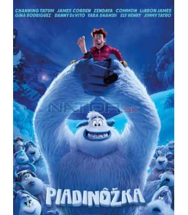 Piadinôžka / Yeti: Ledové dobrodružství (Smallfoot) 2018 DVD