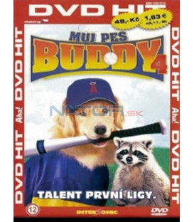 Můj pes Buddy 4 - Basebalista (Air Bud: Seventh Inning Fetch)