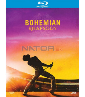 Bohemian Rhapsody 2018 Blu-ray