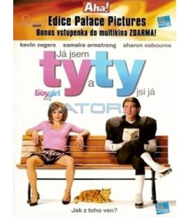 Já jsem ty a ty jsi já (It´s a Boy Girl Thing) DVD