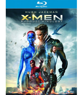 X-Men: Budoucí minulost (X-Men: Days of Future Past) 3D + 2D - Blu-ray