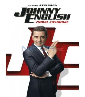 JOHNNY ENGLISH ZNOVU ZASAHUJE 2018 (Johnny English Strikes Again ) DVD