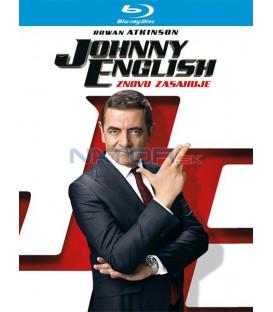 JOHNNY ENGLISH ZNOVU ZASAHUJE 2018 (Johnny English Strikes Again) Blu-ray