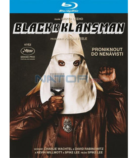 BlacKkKlansman 2018 Blu-ray
