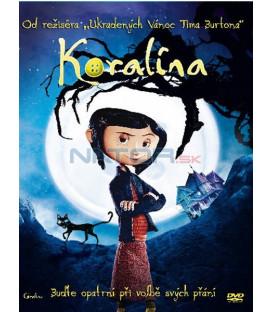 Koralína a svět za tajnými dveřmi (Coraline) DVD
