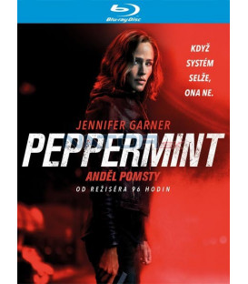 Peppermint: Anděl pomsty 2018 (Peppermint) Blu-ray