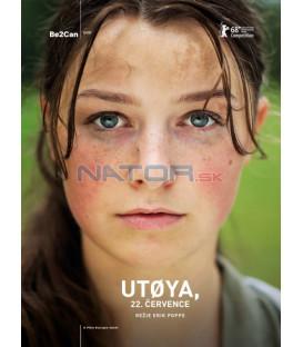 Utøya, 22. července 2018  (U 22-july) DVD