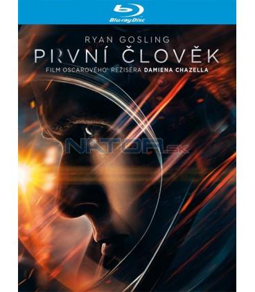 PRVNÍ ČLOVĚK 2018 (First Man) Blu-ray