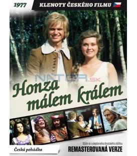 Honza málem králem 1977 - remasterovaná verze DVD