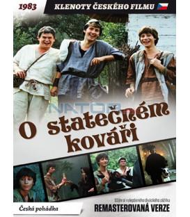 O statečném kováři 1983 - remasterovaná verze DVD