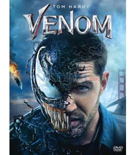 Venom 2018 DVD (SK OBAL)