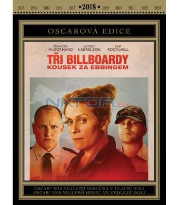 Tři billboardy kousek za Ebbingem 2017 (Three Billboards Outside Ebbing, Missouri) DVD (Oscarová edice)