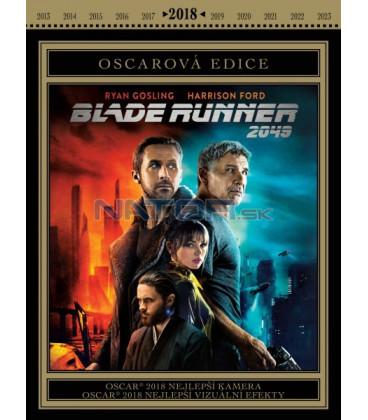 Blade Runner 2049 DVD (Oscarová edice)