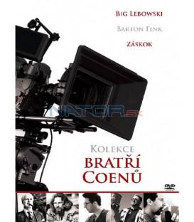 Kolekce: Big Lebowski / Barton Fink / Záskok 3 DVD