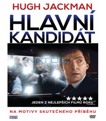Hlavní kandidát 2018 (The Front Runner) DVD