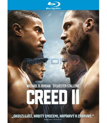 Creed II - 2018 - Sylvester Stallone Blu-ray