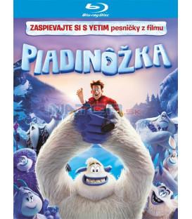 Piadinôžka / Yeti: Ledové dobrodružství (Smallfoot) 2018 Blu-ray