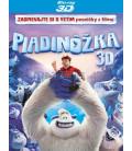 Piadinôžka / Yeti: Ledové dobrodružství (Smallfoot) 2018 2Blu-ray 3D+2D