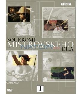 Soukromí mistrovského díla - 1. díl BBC - 3 DVD