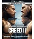 CREED II - 2018 - Sylvester Stallone (4K Ultra HD) - UHD Blu-ray + Blu-ray