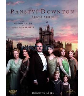 Panství Downton 6 ( Downton Abbey ) 4xDVD