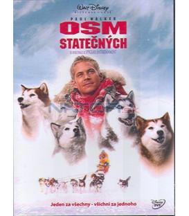 Osm Statečných (Eight Below) DVD